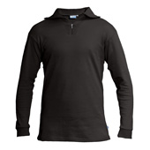 Manbi Adult Cotton Zip Polo