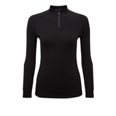 Steiner Ladies Soft-Tec Half Zip Thermal Top
