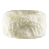 Manbi Wide Faux Fur Headband