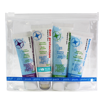 Manbi Travel Pack SPF15