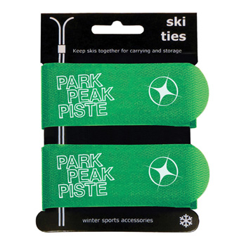 Manbi Jumbo Ski Ties Packed Green