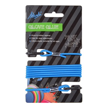 Manbi Glove Glue Electric Blue