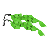 Manbi Powder Leash Neon Green