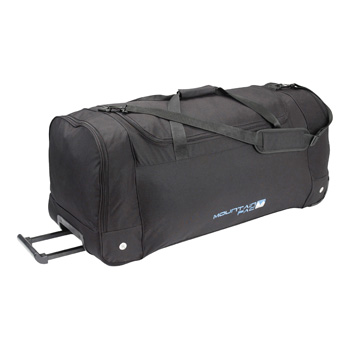 Mountain Pac Wheely Tour Bag Black