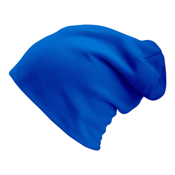 Manbi Long Beanie/Turn Up Olympic Blue