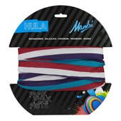 Manbi Hula Pattern Mid Stripes Fig