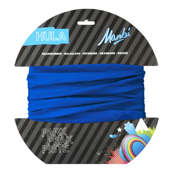 Manbi Hula Plain Olympic Blue