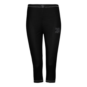 Manbi Ladies Supatec Long John 3/4 length Black