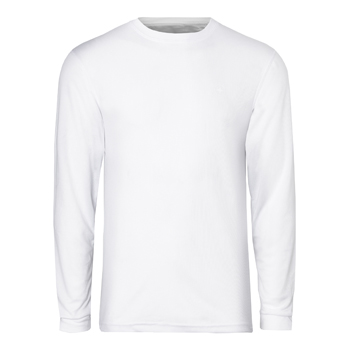 Manbi Mens Supatec Top White