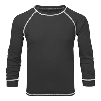 Manbi Adult Supatherm Top Black*