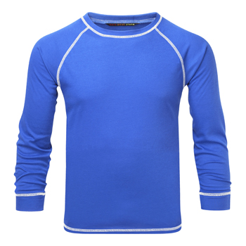 Manbi Adult Supatherm Top Olympic Blue