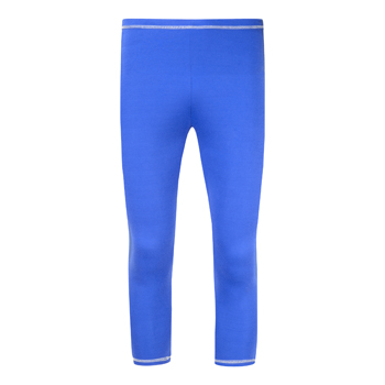 Manbi Kids Supatherm Long John Olympic Blue