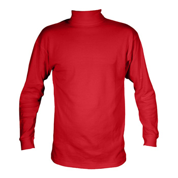 Manbi Adult Cotton Polo True Red*