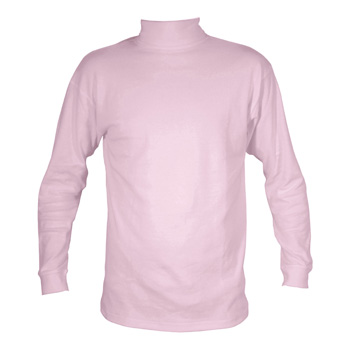 Manbi Adult Cotton Polo Baby Pink