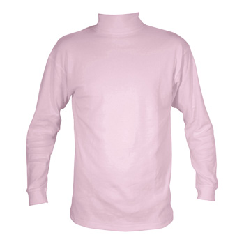 Manbi Kids Cotton Polo Baby Pink*