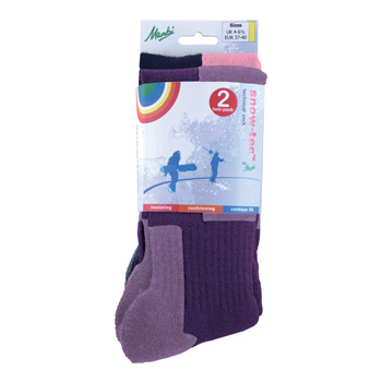 Manbi Snow-tec Twin Pack Ladies