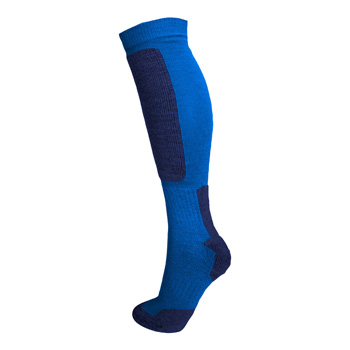 Manbi Snow-tec Sock Olympic Blue/Navy