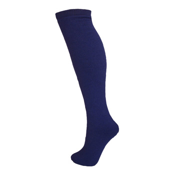 Manbi Essential Thermal Ski Sock Navy